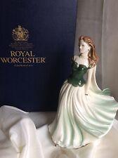 BNIB Coalport / Royal Worcester Figurine 'Jane ' Summer Romance Collection