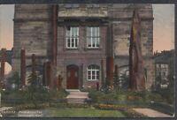 44651) AK Chemnitz Museumsgarten Versteinerter Wald 1917