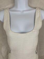 Arden B. Womens White Mini Dress M/L NEW