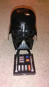 Star Wars Darth Vader Electronic Mask Helmet Tested 2004 Hasbro One Size