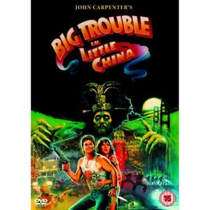 Big Trouble in Little China (Kurt Russell) New DVD R4