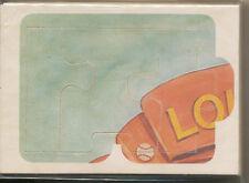 1985 Donruss/Leaf Lou Gehrig Complete Baseball Card Puzzle Insert Card Set
