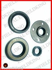 5 X NEW ROYAL ENFIELD OIL SEAL KIT CLUTCH GEAR ENGINE TIMING