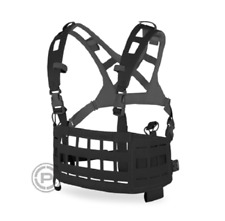 Crye Precision - AirLite Convertible Chest Rig - Black