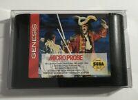 Pirates Gold-Sega Genesis, 1993-Cartridge Only- AUTHENTIC