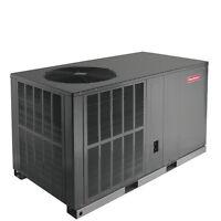 3.5 Ton Goodman 14 SEER R-410A Heat Pump Packaged Unit (GPH14 Series)