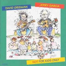 Jerry Garcia & David Grisman Not For Kids Only