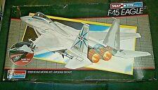 1/100  ( 15mm ) scale  Monogram  Snaptite   F-15 Eagle Jet Fighter