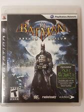 Batman: Arkham Asylum (PS3 / Playstation 3) (Play as the Joker)