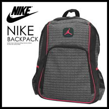 Air Jordan 23 Backpack Nike Jumpman Laptop Bag 9A1223-023 Black New