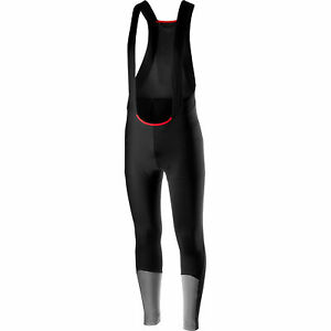 Castelli Nanoflex Pro2 Women's Bibtights - Black - XL