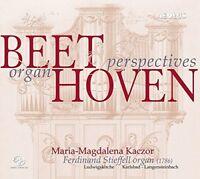 Maria-Magdalena Kaczor - Ludwig van Beethoven: Organ Perspectives [CD]