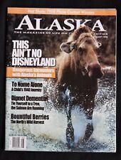 ALASKA MAGAZINE - AUGUST 1998 - Outside Passage