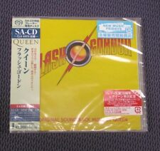 "QUEEN ""FLASH GORDON"" JAPAN SHM-SACD DSD 2016 JEWEL CASE *SEALED*"