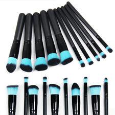 10pcs Kabuki Makeup Brushes Set Cosmetic Concealer Cream Power Facial Eyeshadow