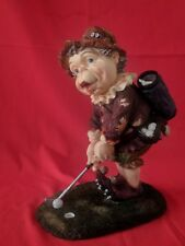 """Laaf Collection """"Lutt' Golfer. Extremely Rare"""