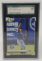 1994 Classic #190 Toronto Blue Jays SHAWN GREEN Rookie Baseball Card SGC 9 MINT