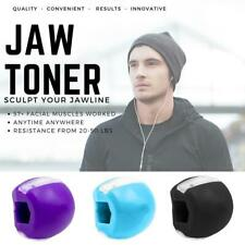 Jawline Exerciser Fitness Ball Neck Face Toning Jaw Anti-Wrinkle Face