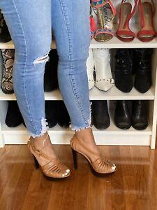 Michael Kors Woman's Platform Heels Size 8