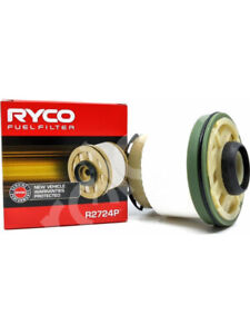 Ryco Fuel Filter FOR MITSUBISHI TRITON MQ (R2724P)