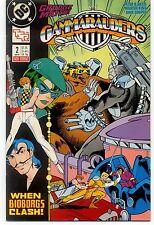 GAMMARAUDERS  (1989) #2 DC Comics VF/NM