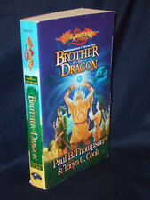 Dragonlance Brother of the Dragon Barbarians Vol 2 Paul Thompson Cook Used Pb