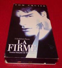 VHS Movie La Firme Version Française !