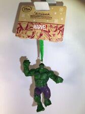 Disney Parks Hulk Sketchbook Christmas Holiday Ornament (NEW) Marvels Avengers