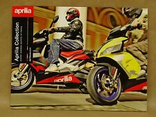 2008 Aprilia Scooter Brochure Scarabeo SR 50 Factory Sport City Accessories