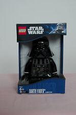 Lego Star Wars Darth Vader Alarm Clock New 2010