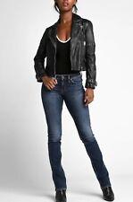 Silver Jeans Women's Size 30/31 Suki Mid-Rise Slim Boot Curvy Denim Jeans NWT
