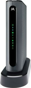 Motorola MT7711 - Dual-Band AC1900 Router with 24X8 DOCSIS 3.0 Cable Modem