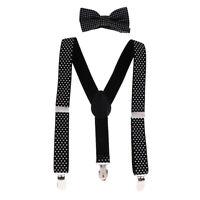 Kids Braces Trousers Suspenders Children Boys Girls Wedding Party