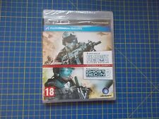 Tom Clancy's Ghost Recon Anthology (PS3) NEW FACTORY SEALED
