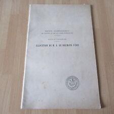 NANTES ALLOCUTION 1899 DE M. A. DE BREMOND D'ARS