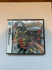 Pokemon Platinum Version丨Nintendo DS NDS 3DS DSi Lite * Sealed Complete-US