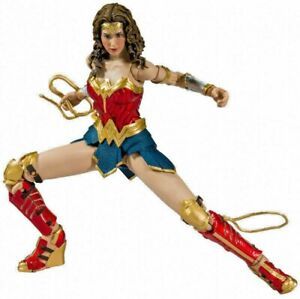 WONDER WOMAN DC Multiverse Figure- box slightly creased