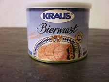 bierwurst por Metzger SIN producto industrial CONSERVAS 200 gr