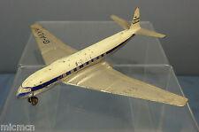 """DINKY TOYS MODEL No.702 DH """" COMET"""" JET AIRLINER  """"FOR RESTORATION"""""""