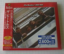 The BEATLES - 1962 - 1966 Red album Giappone 2cd NUOVO TOCP - 71017-18 SEALED