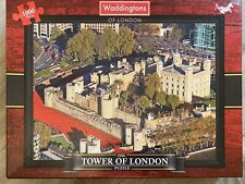 *NEW* Waddingtons of London 'The Tower of London' 1000 Piece Jigsaw Puzzle