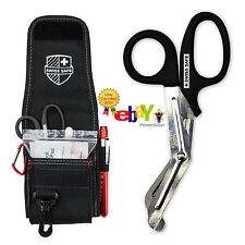 Medical EMT Shears/Scissors, Pupil Light, Tweezers with Tactical First Responder
