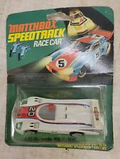 Vintage Matchbox Speedtrack Porsche 836 Slot Car. Old stock. (15G)