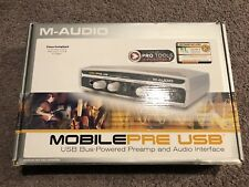 M-Audio MobilePre Digital Recording Interface (used)