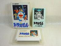 DORAEMON Famicom NES Nintendo Import Boxed JAPAN Video Game fc