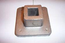 Blacksmith Tinsmith Large Single Stake Plate Anvil Tool Pexto