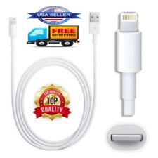 4 PACK - OEM Original Lightning USB Charger Cable For Apple iPhone 6 6s 7 Plus