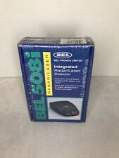 Bel 5081i Integrated Radar/Laser Dectector with Super Wideband Ka New