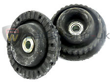 PAIR Alfa Romeo 156 Front Top Shock Absorber Rubber Mounts 60625002 New GENUINE