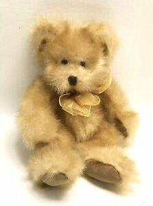Russ Berrie From The Past Plush Teddy Bear #2817 Pennington EXCELLENT CONDITION